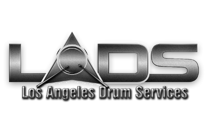 Los Angeles Drum Services Logo